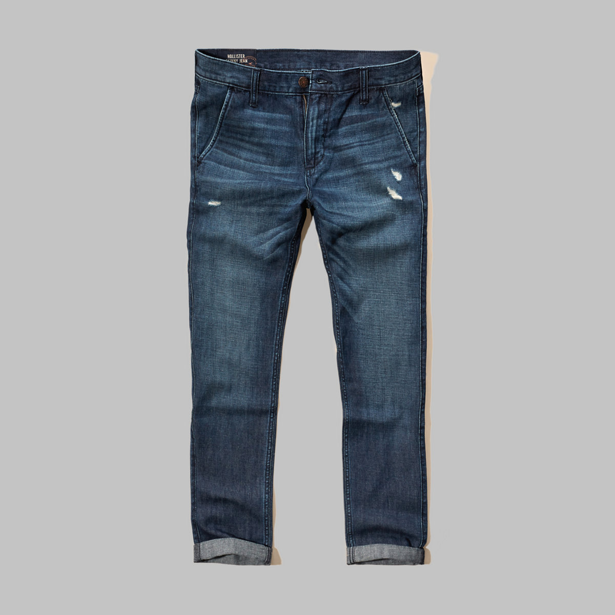 Hollister Skinny Trouser Ankle Jeans