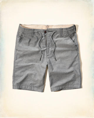 Hollister Classic Fit Hybrid Shorts