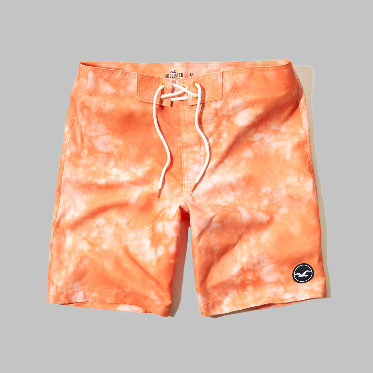 Tie-Dye Classic Fit Boardshort
