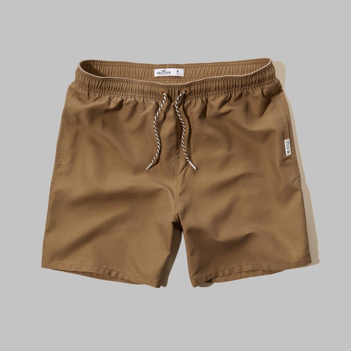 Beach To Street Swim Shorts