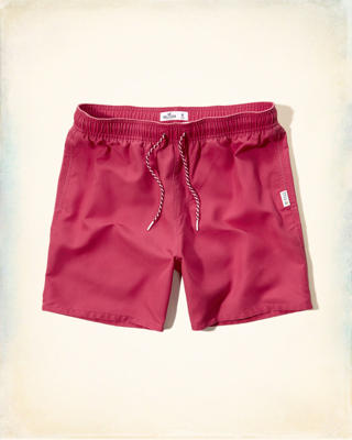 Beach To Street Swim Shorts