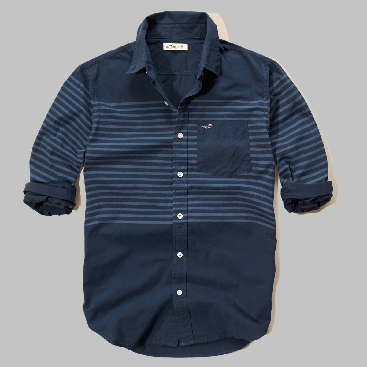 Stripe Poplin Shirt