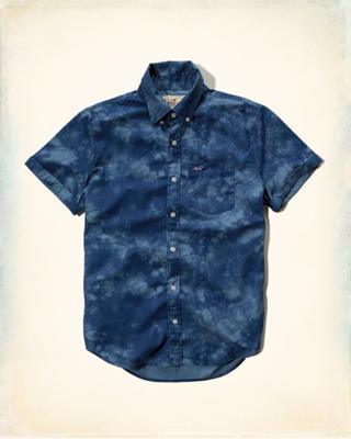 Washed Poplin Shirt