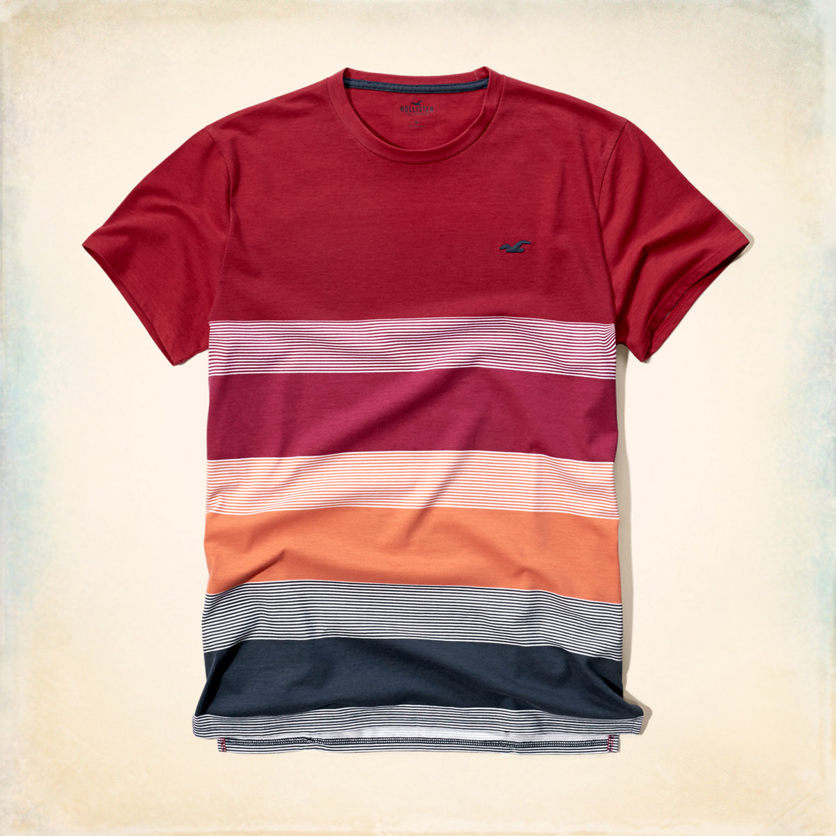 Stripe Jersey T-Shirt