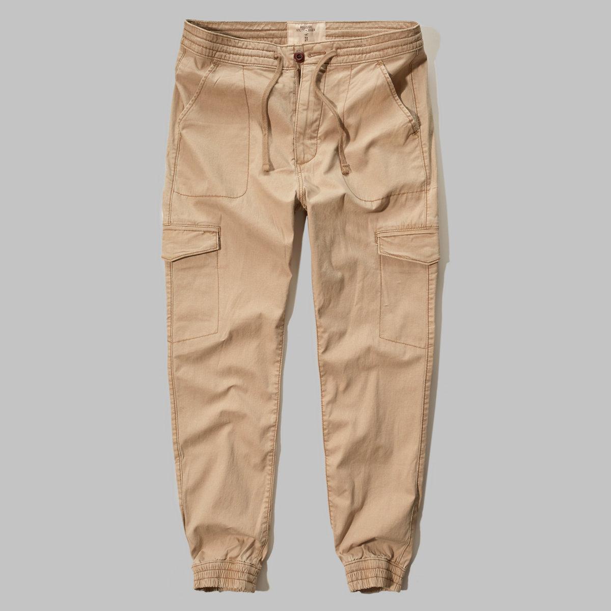 Hollister Utility Jogger Pants