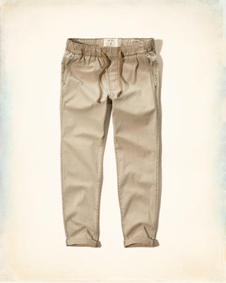Hollister Skinny Pull-On Chinos