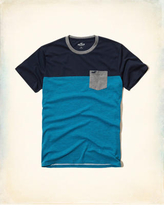 Must-Have Contrast T-Shirt