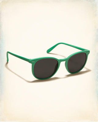 Hollister Square Sunglasses