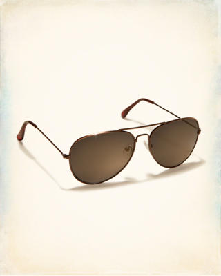 Hollister Aviator Sunglasses