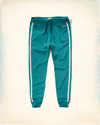 Hollister Graphic Fleece Jogger Pants