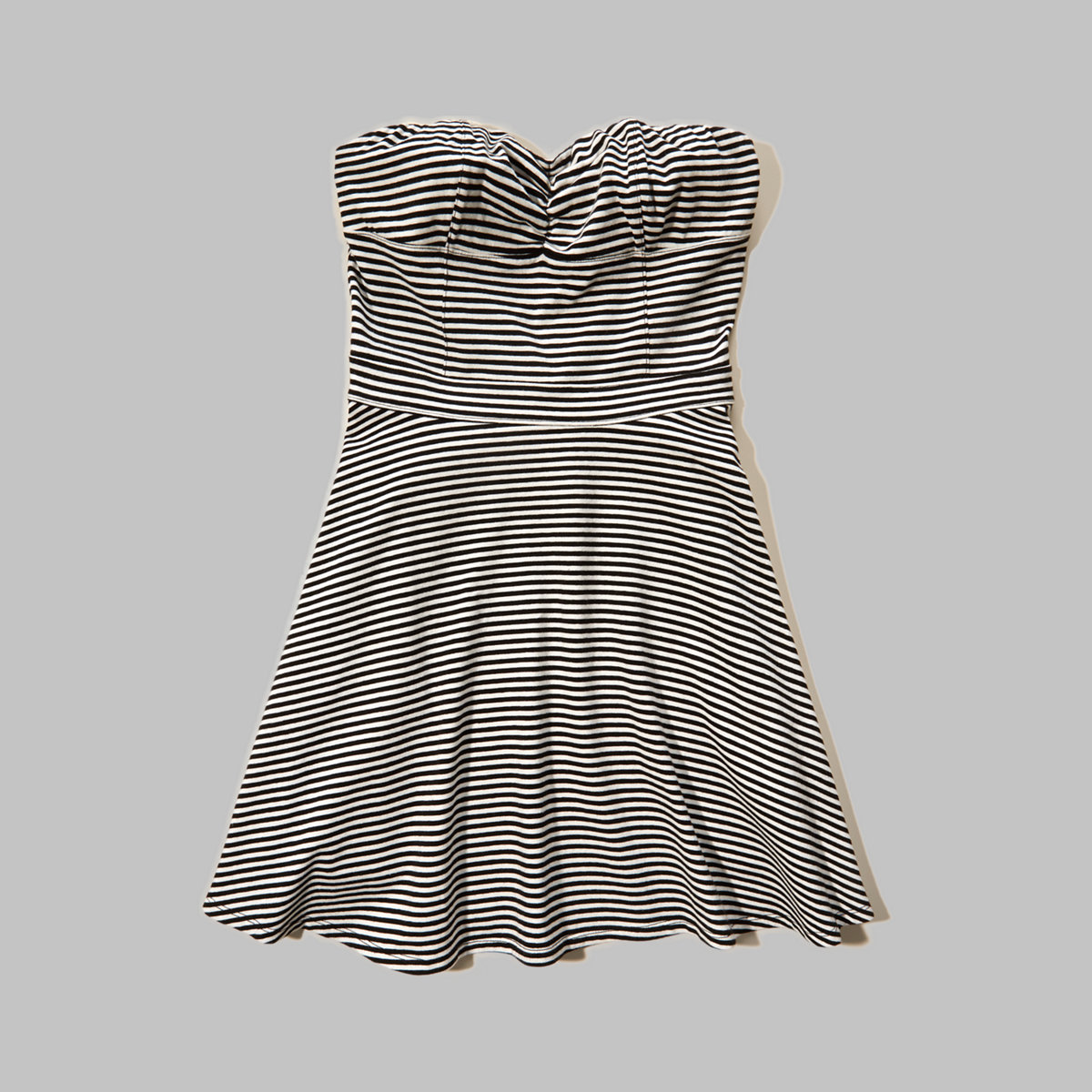 Strapless Knit Dress