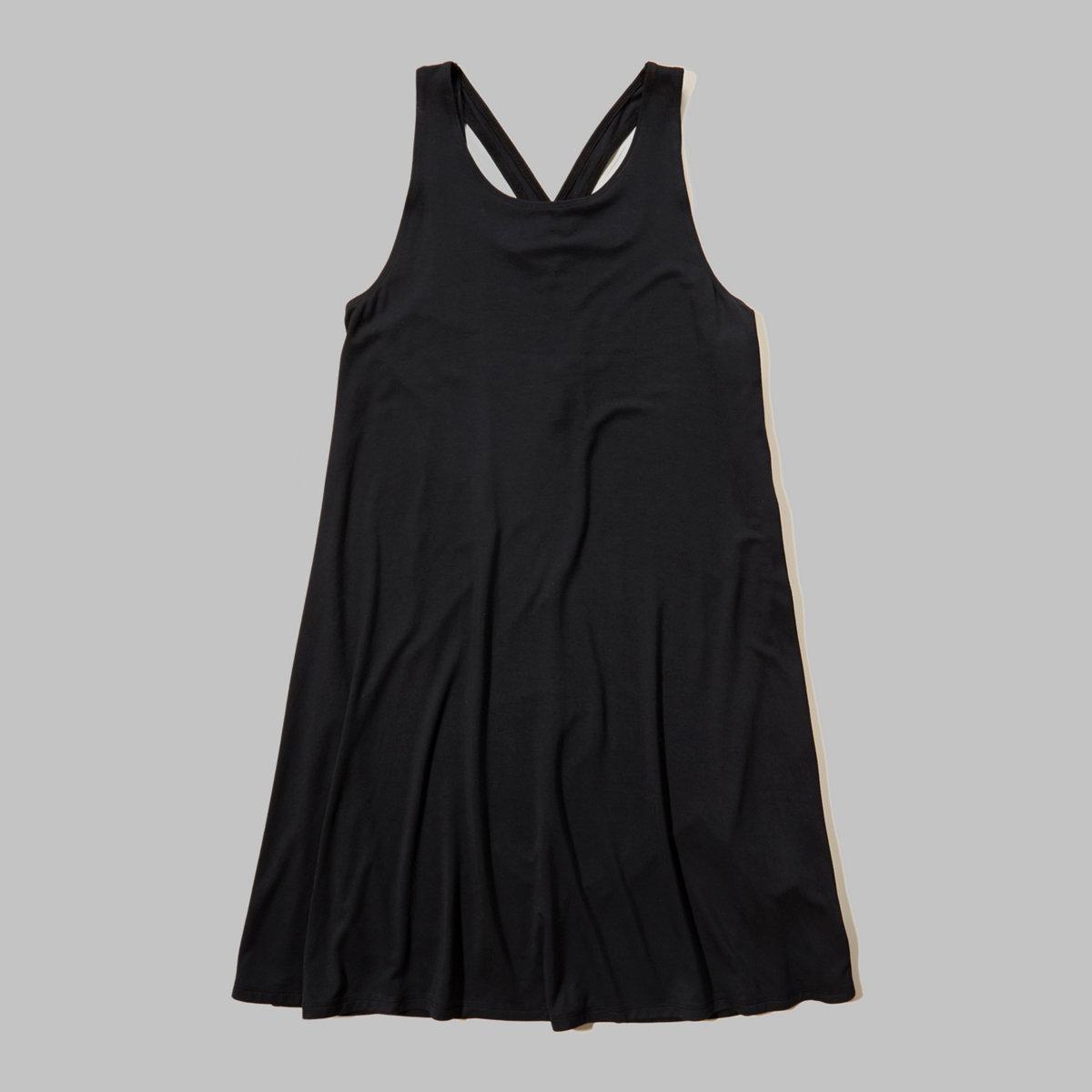 Must-Have Knit Swing Dress