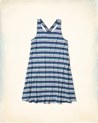 Must-Have Knit Swing Dress
