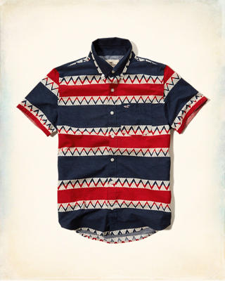 Americana Oxford Shirt