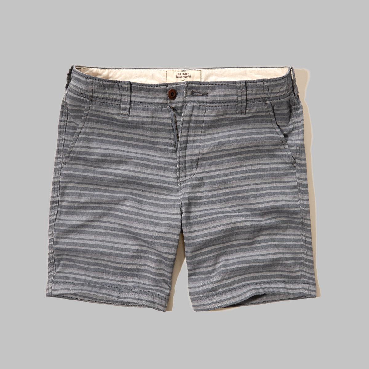 Hollister Beach Prep Fit Shorts