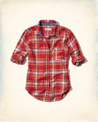 Easy Plaid Shirt
