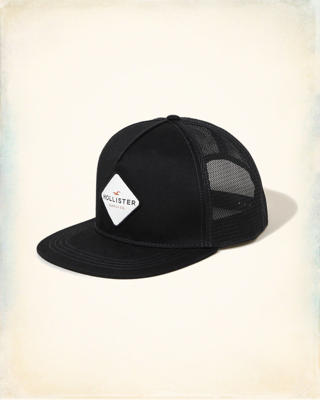 Logo Graphic Trucker Hat