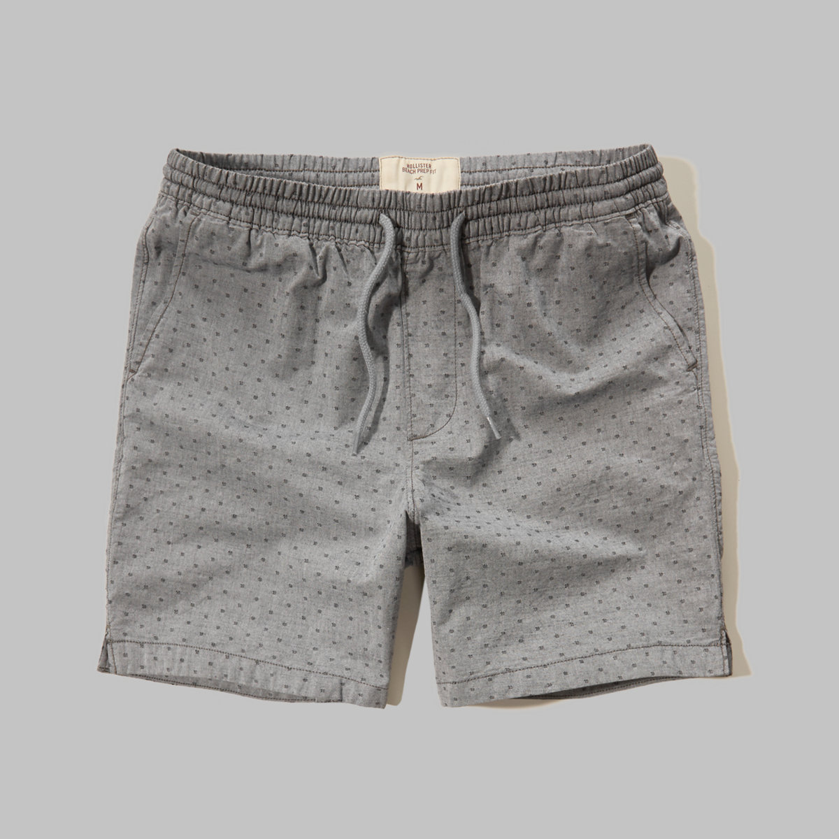 Hollister Beach Prep Fit Pull On Shorts