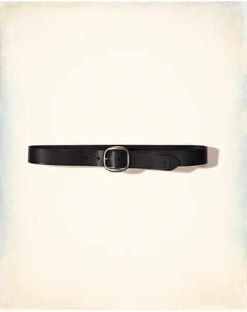 hol Classic Leather Belt