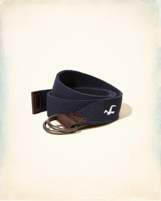 Hollister Fabric Belt