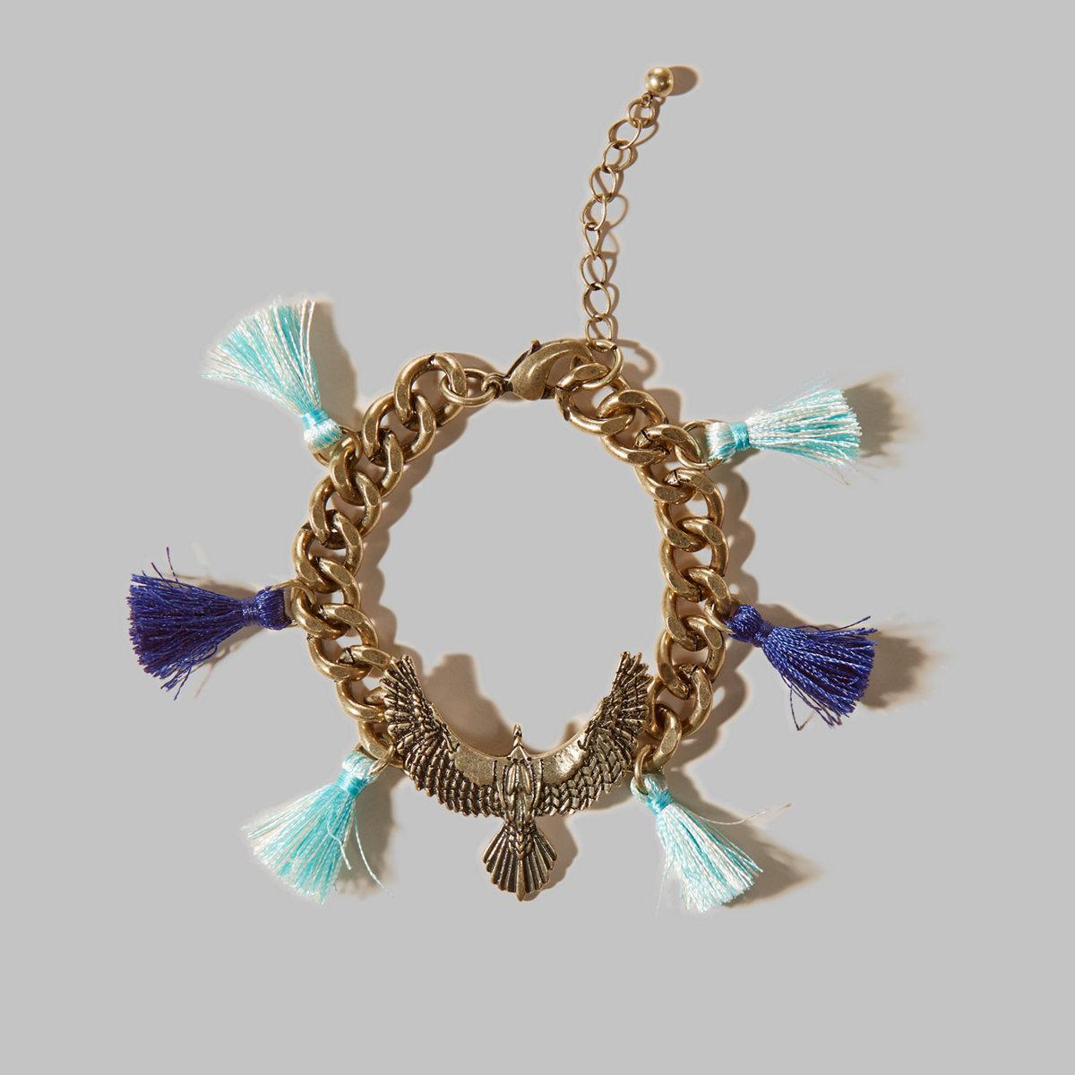 Eagle Tassel Bracelet