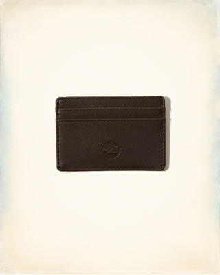 Vegan leather Cardholder