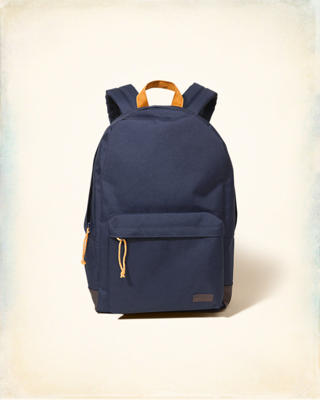 Iconic Front Pocket Backpack