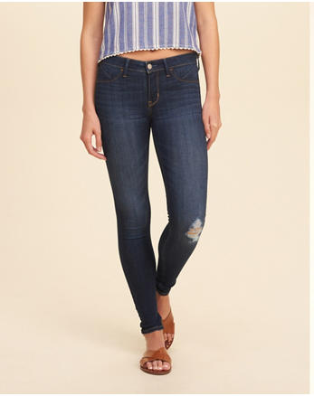 hol Low-Rise Jean Leggings