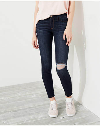 hol Advanced Stretch Low-Rise Jean Leggings