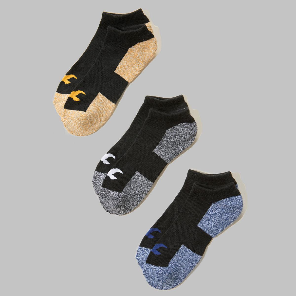 Colorblock Icon Sock Multipack