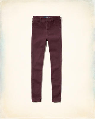 Hollister High Rise Jean Leggings