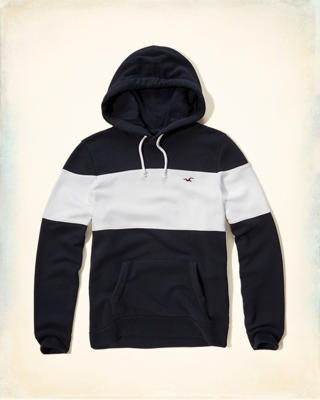 Iconic Colorblock Hoodie