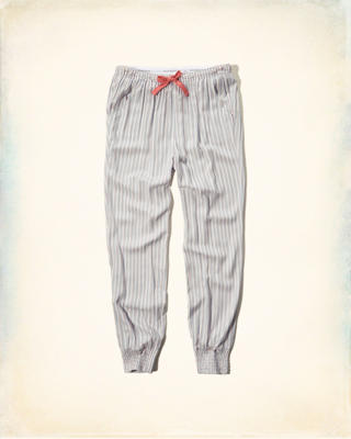 Gilly Hicks Rayon Sleep Joggers