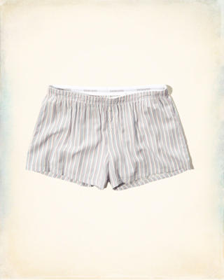 Gilly Hicks Rayon Sleep Shorts