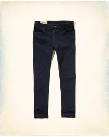 hol Hollister Skinny Five-Pocket Pants