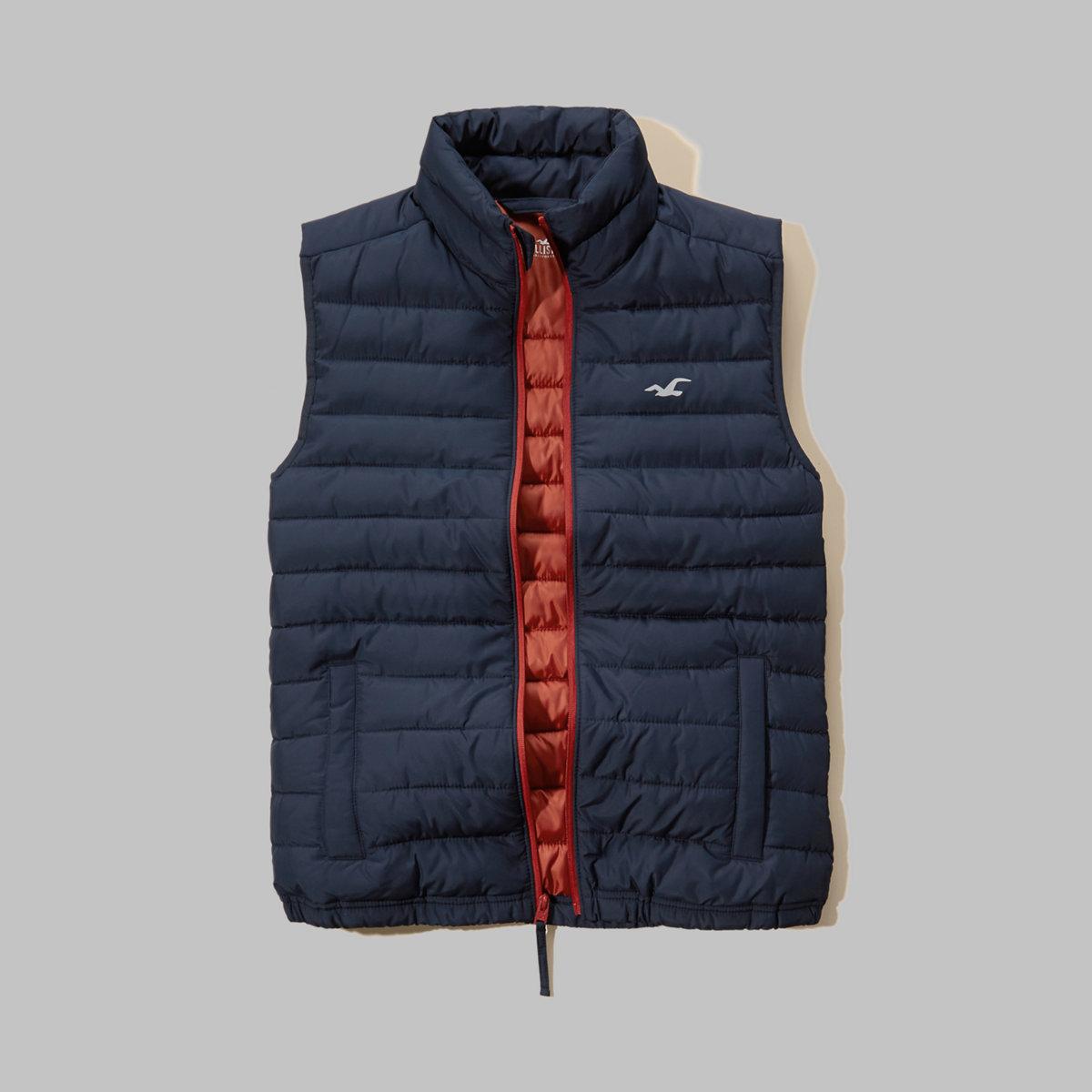 Lightweight Puffer Vest