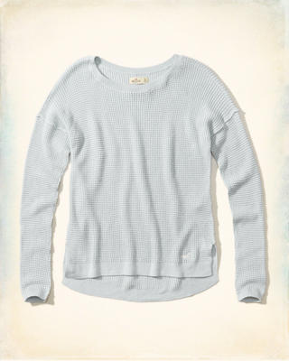 Iconic Pullover Sweater