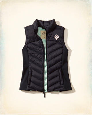 Lightweight Down Puffer Vest