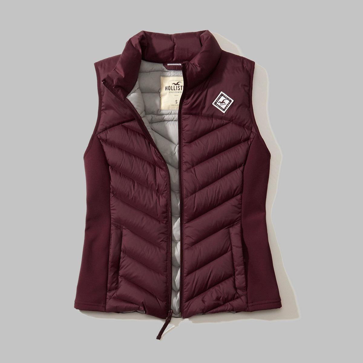 Lightweight Down Puffer Vest