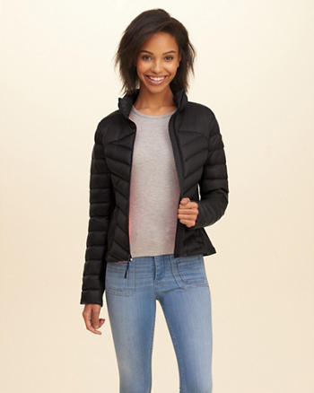 Lightweight Down Puffer Jacket