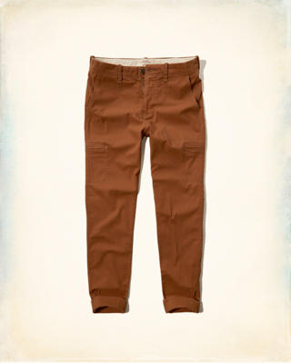 Hollister Skinny Zip-Pocket Chinos