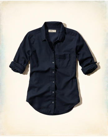 hol Oxford Pocket Shirt