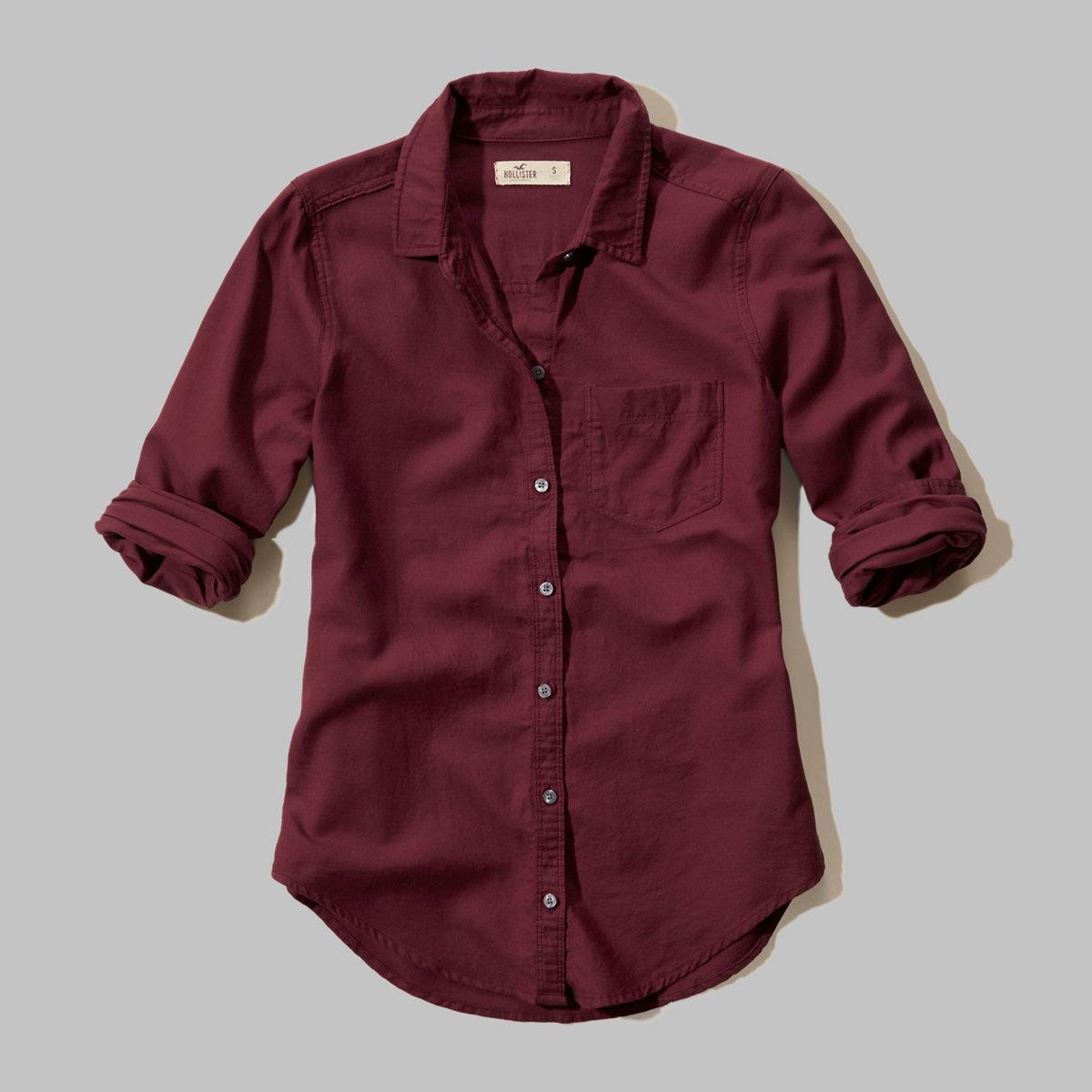 Oxford Pocket Shirt