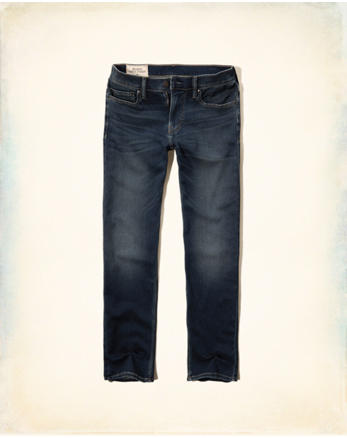 hol Hollister Classic Straight Jeans