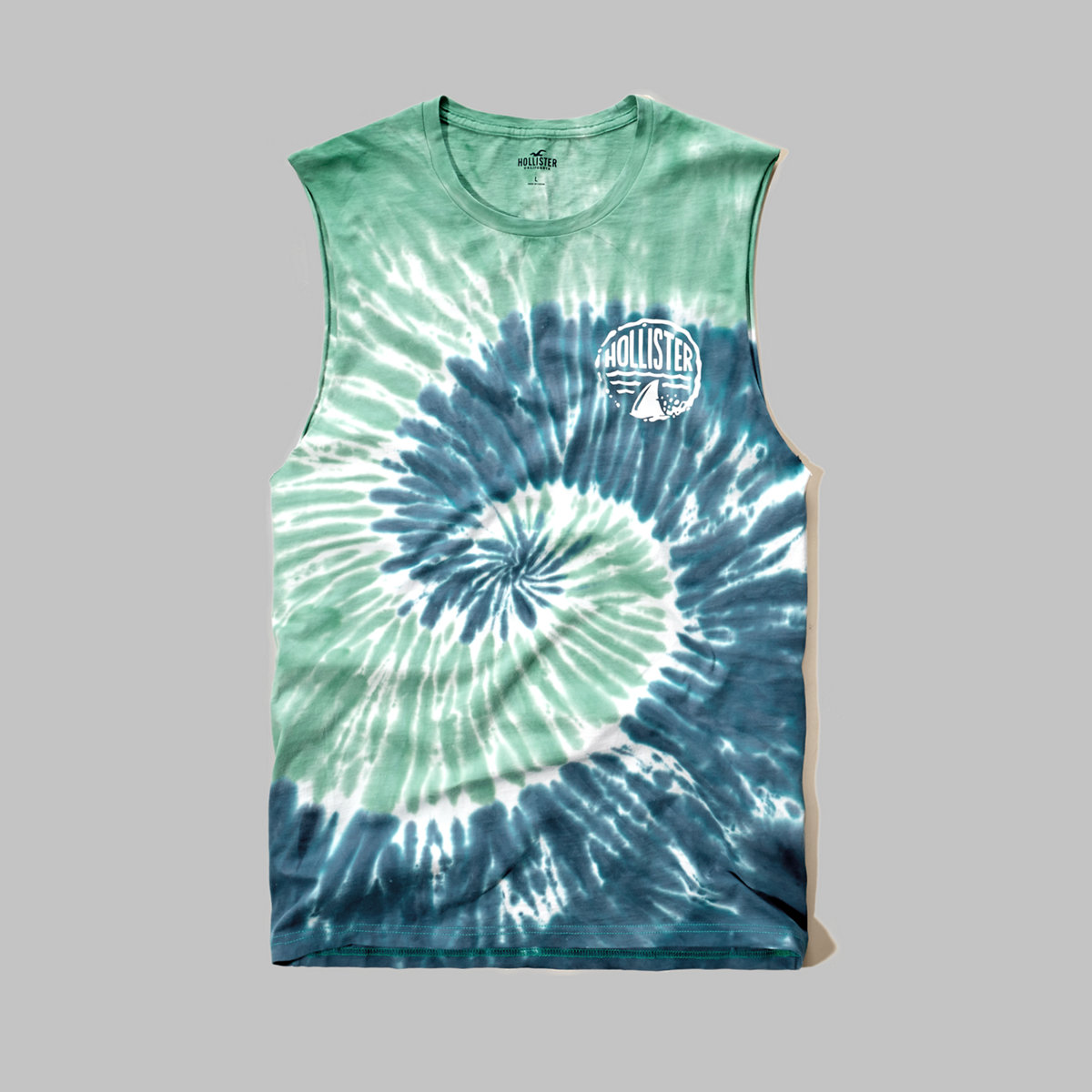 Printed Graphic Cutoff Tank