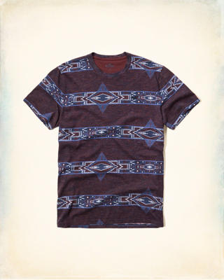 Patterned Icon T-Shirt