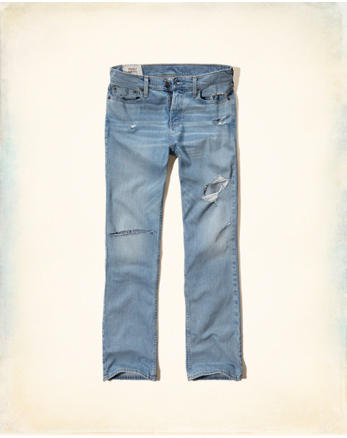 hol Hollister Slim Boot Jeans