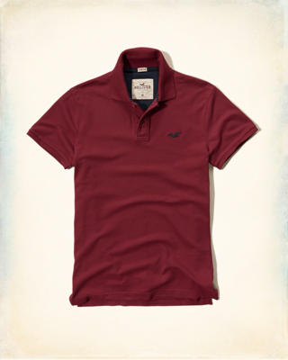 Stretch Pique Polo