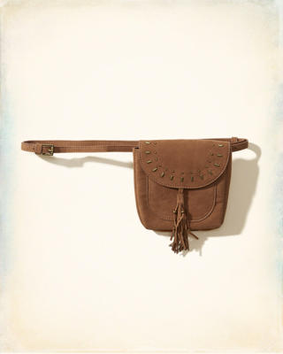 Vegan Leather Convertible Crossbody