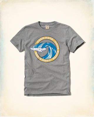 Hollister + SeriousFun Graphic Tee